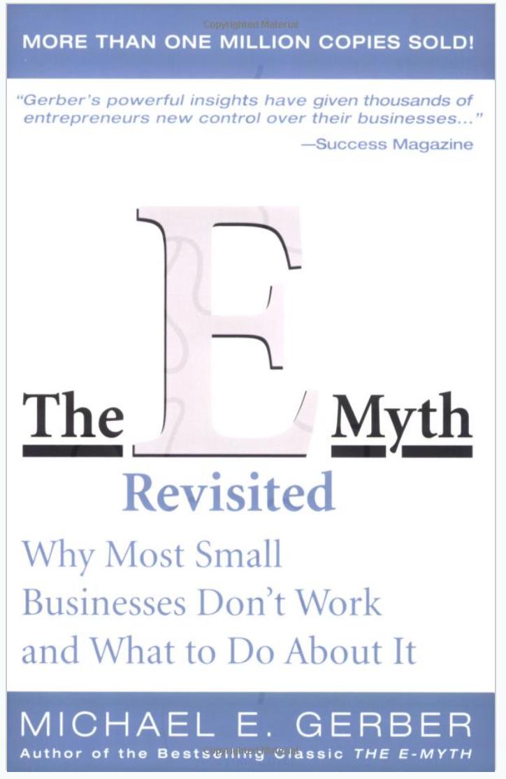 e myth revisited book review